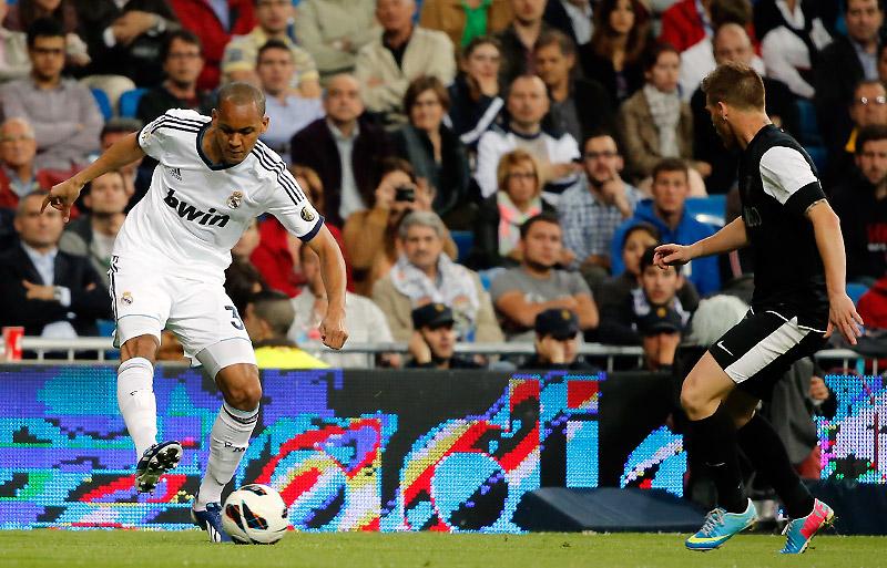Fabinho debutó con el Real Madrid | Real Madrid CF