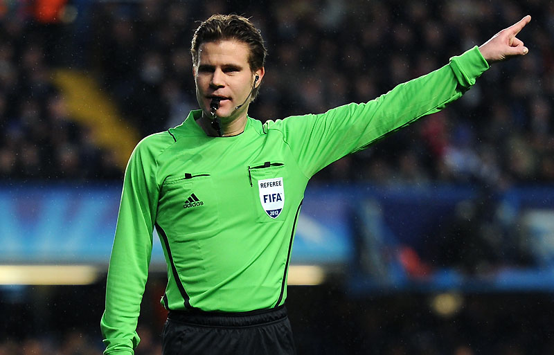 Felix Brych to referee the Copenhagen-Real Madrid match | Real Madrid CF