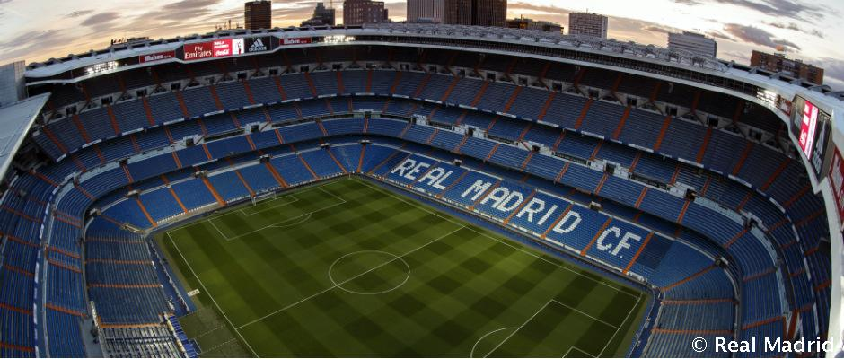 Estadio Santiago Bernab 233 U History Real Madrid Cf