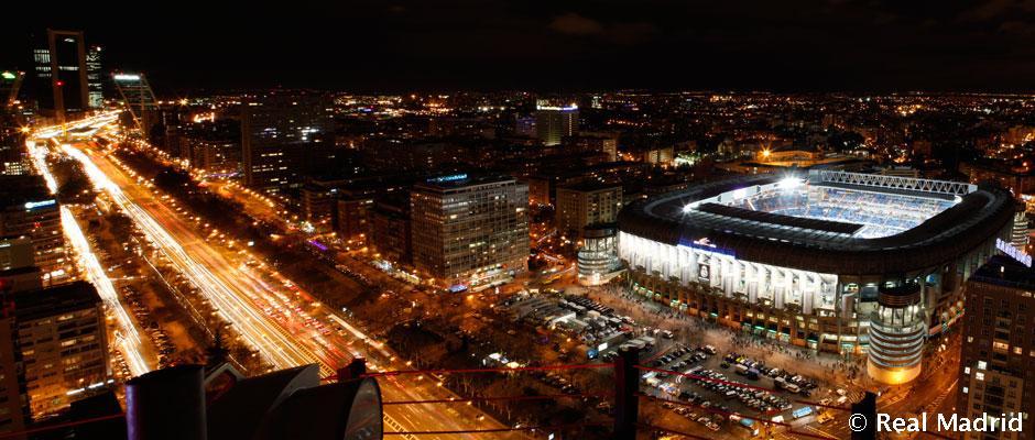 Estadio Santiago Bernabéu El Corazón Del Madridismo Real Madrid C F