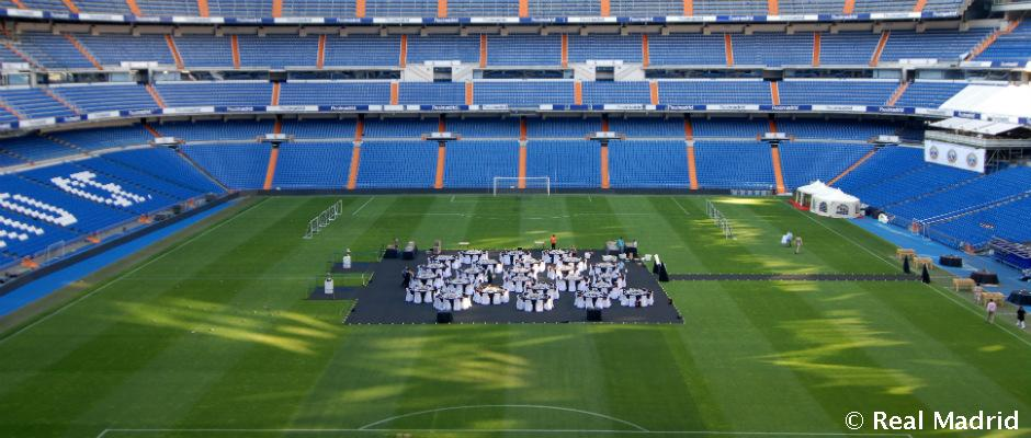 Estadio Santiago Bernab 233 U Events Real Madrid Cf