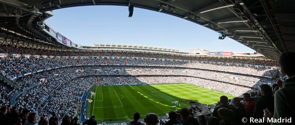 c8c19ed81695f The Santiago Bernabéu, a stadium with all the mod cons