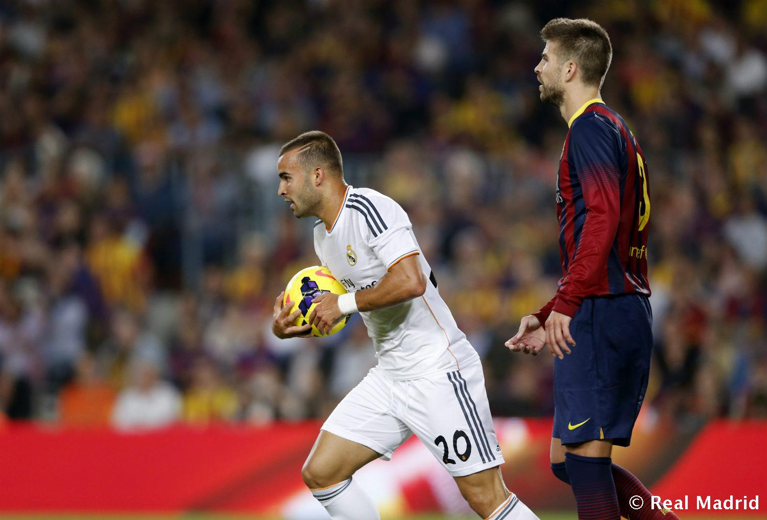Real Madrid - Jesé - 27-01-2014