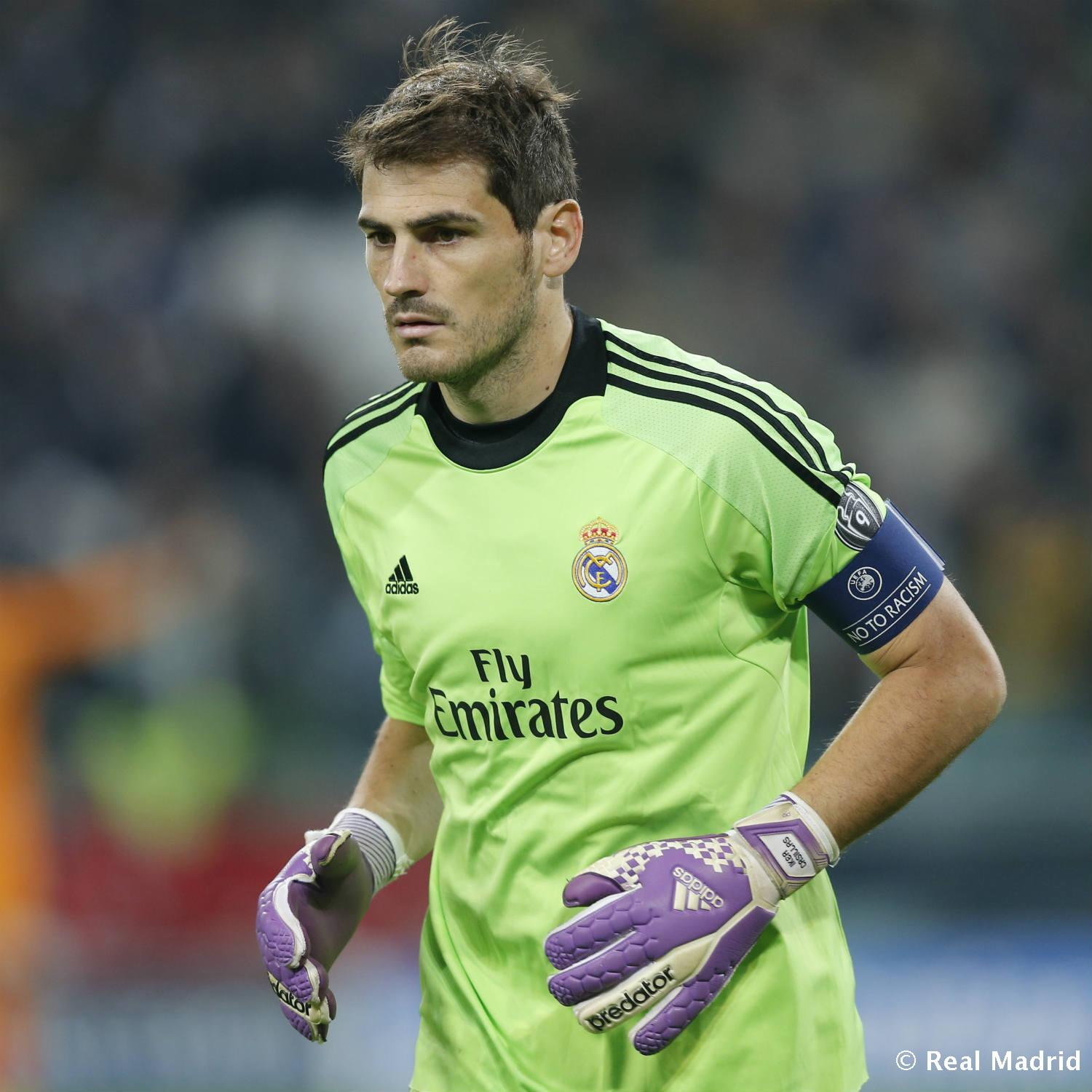 Real Madrid - Iker Casillas - 27-01-2014