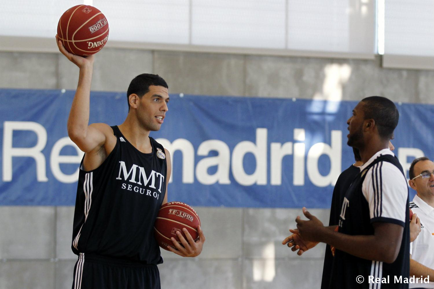 Real Madrid - Mejri y Slaughter - 27-01-2014