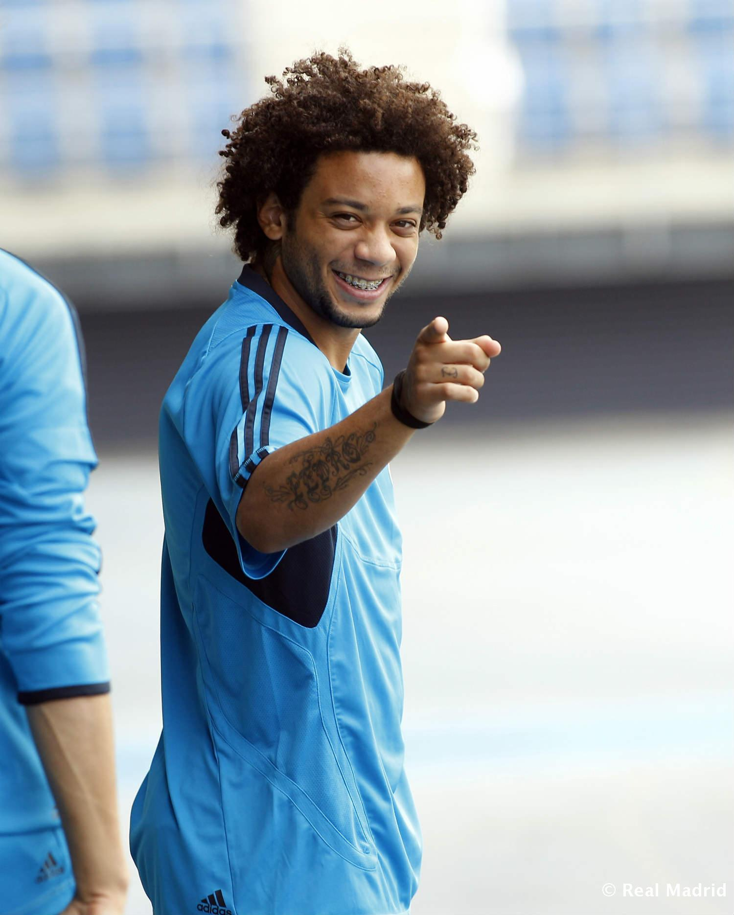 Real Madrid - Marcelo - 27-01-2014