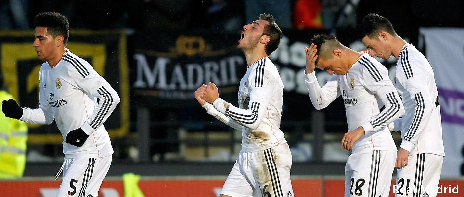 Real Madrid Castilla - Barcelona B