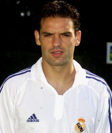 Morientes Real Madrid Cf