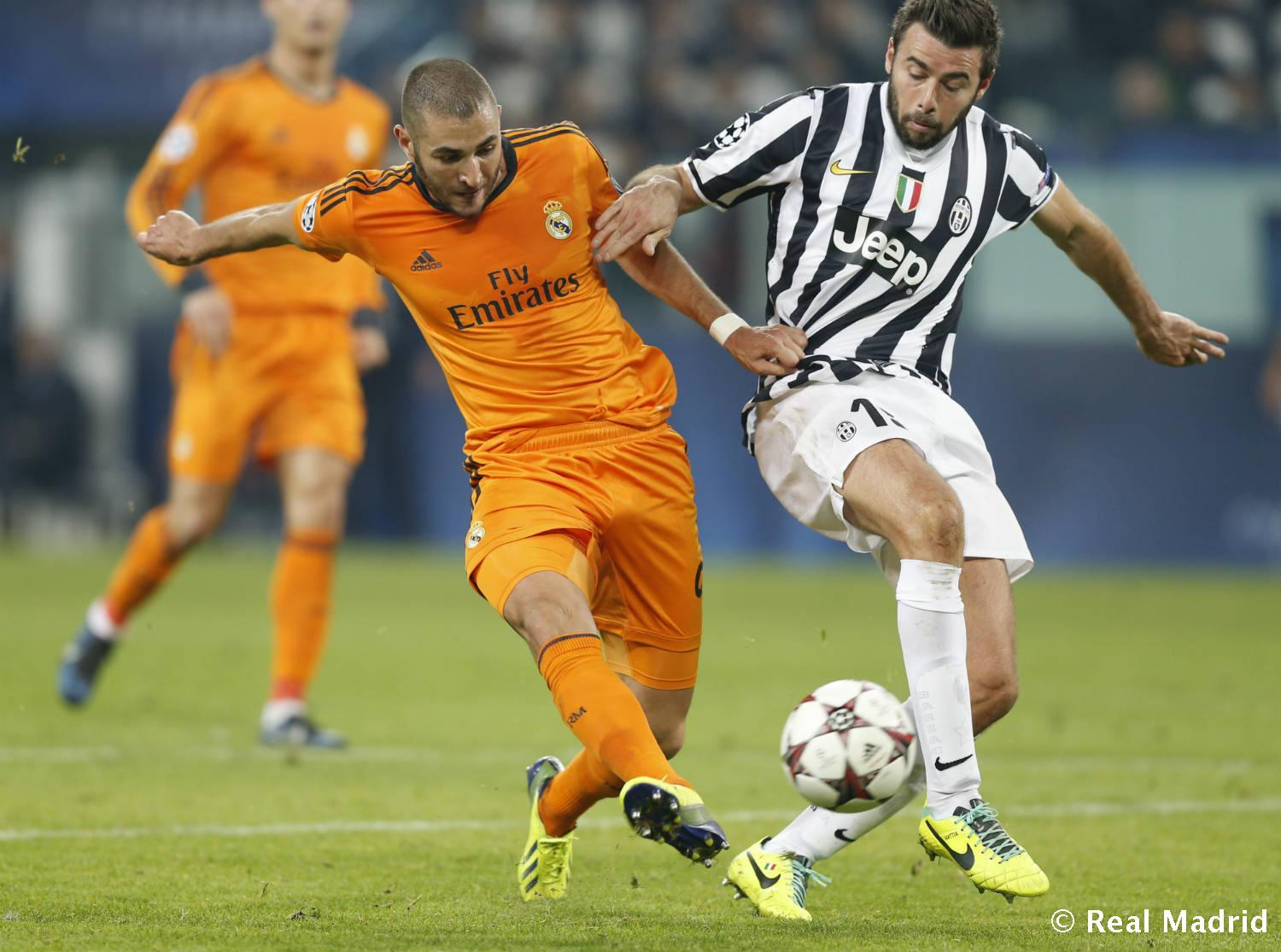Real Madrid - Benzema - 27-01-2014