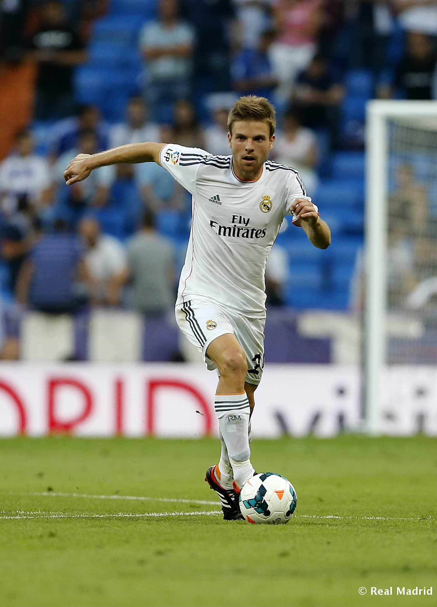 Real Madrid - Illarramendi - 27-01-2014