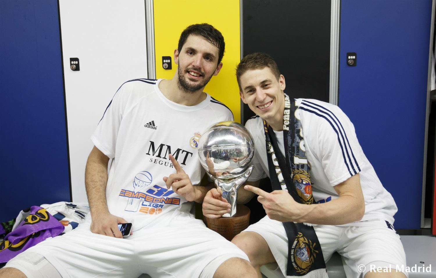 Real Madrid - Carroll y Mirotic - 27-01-2014