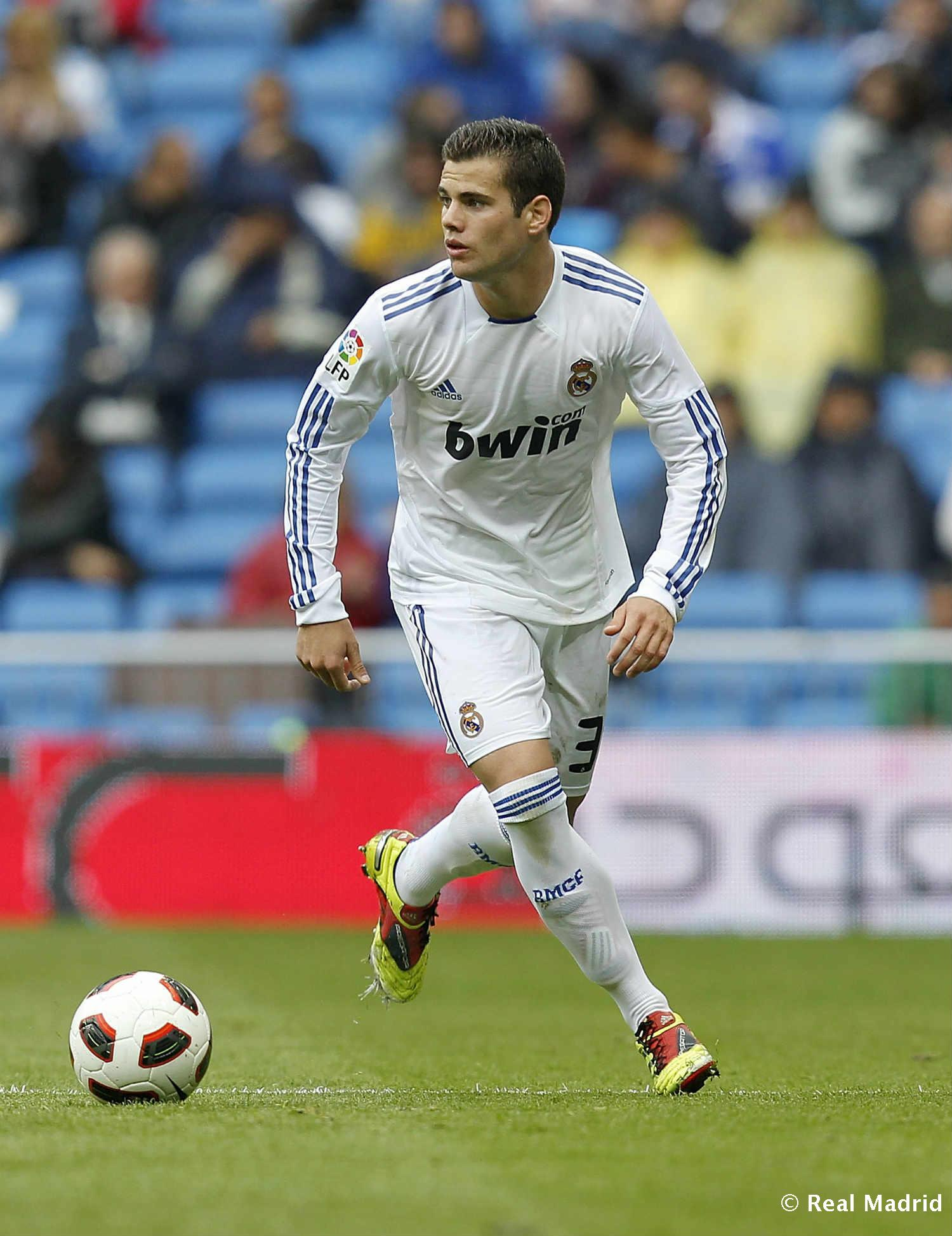 Real Madrid - Nacho - 27-01-2014