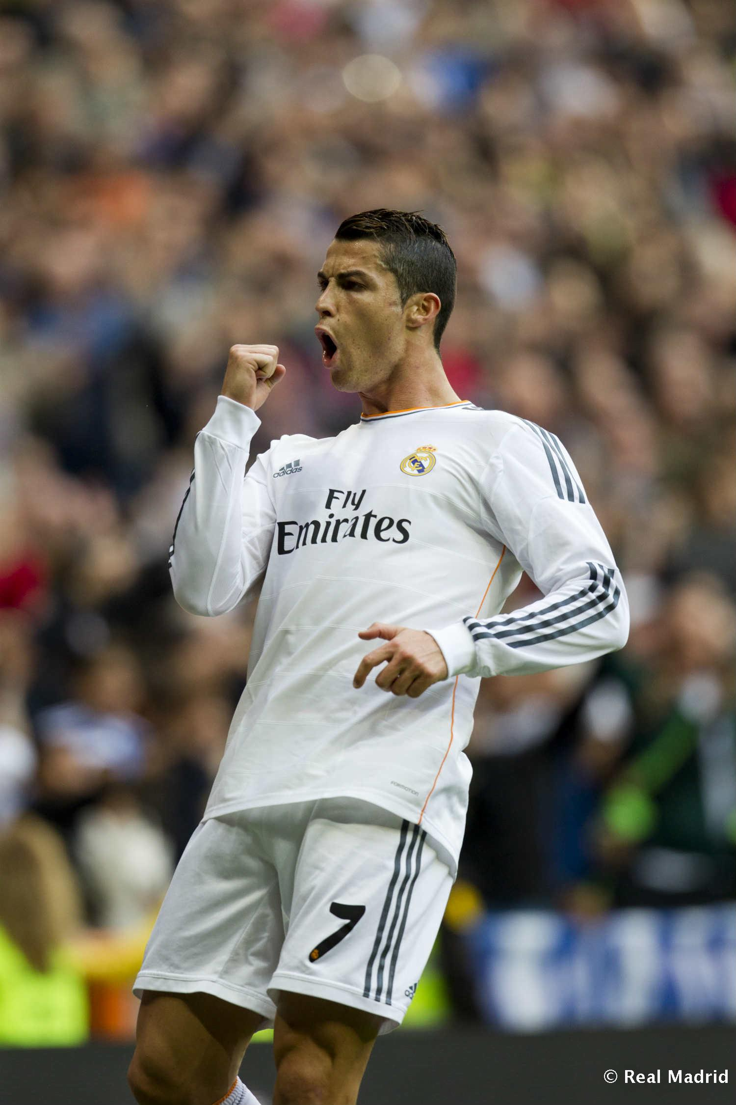 Real Madrid - Cristiano Ronaldo - 27-01-2014