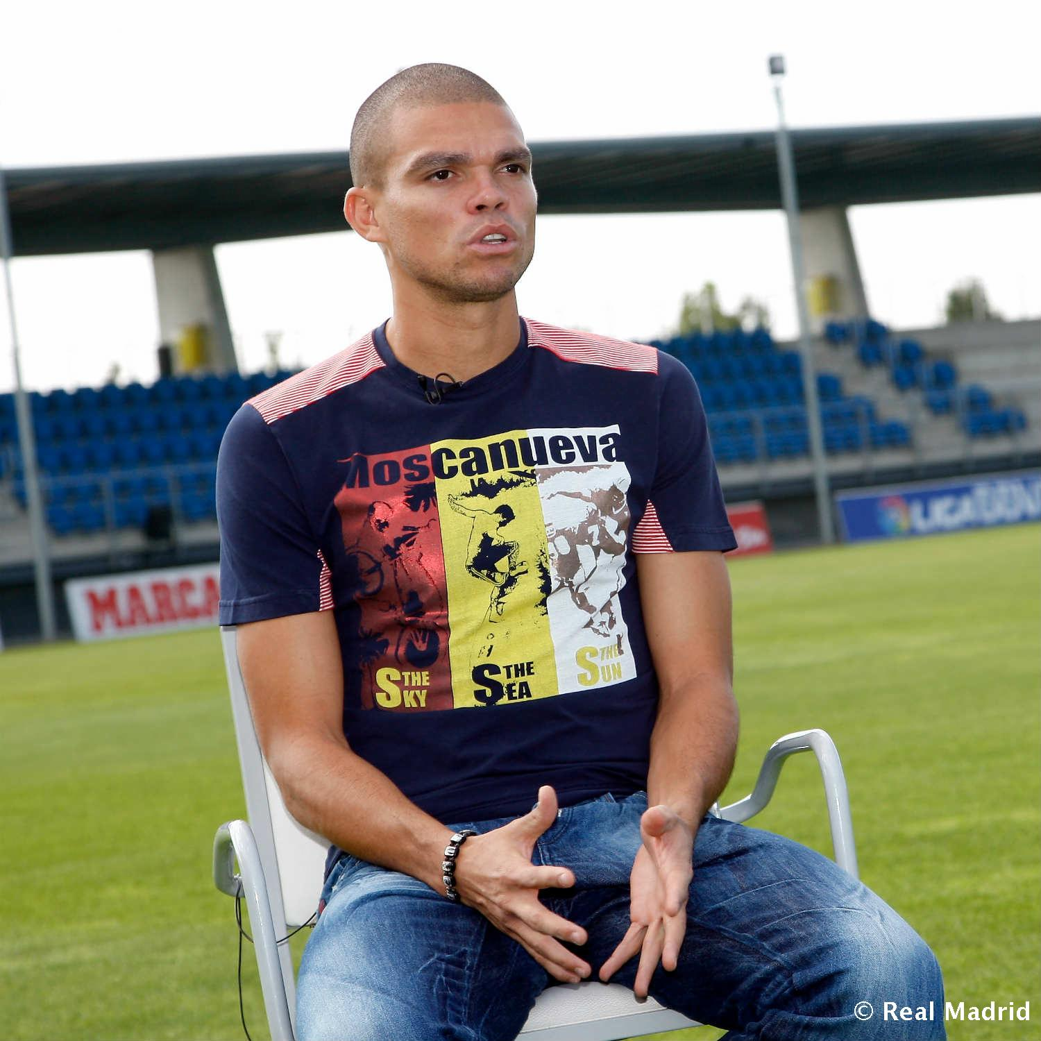 Real Madrid - Pepe - 27-01-2014