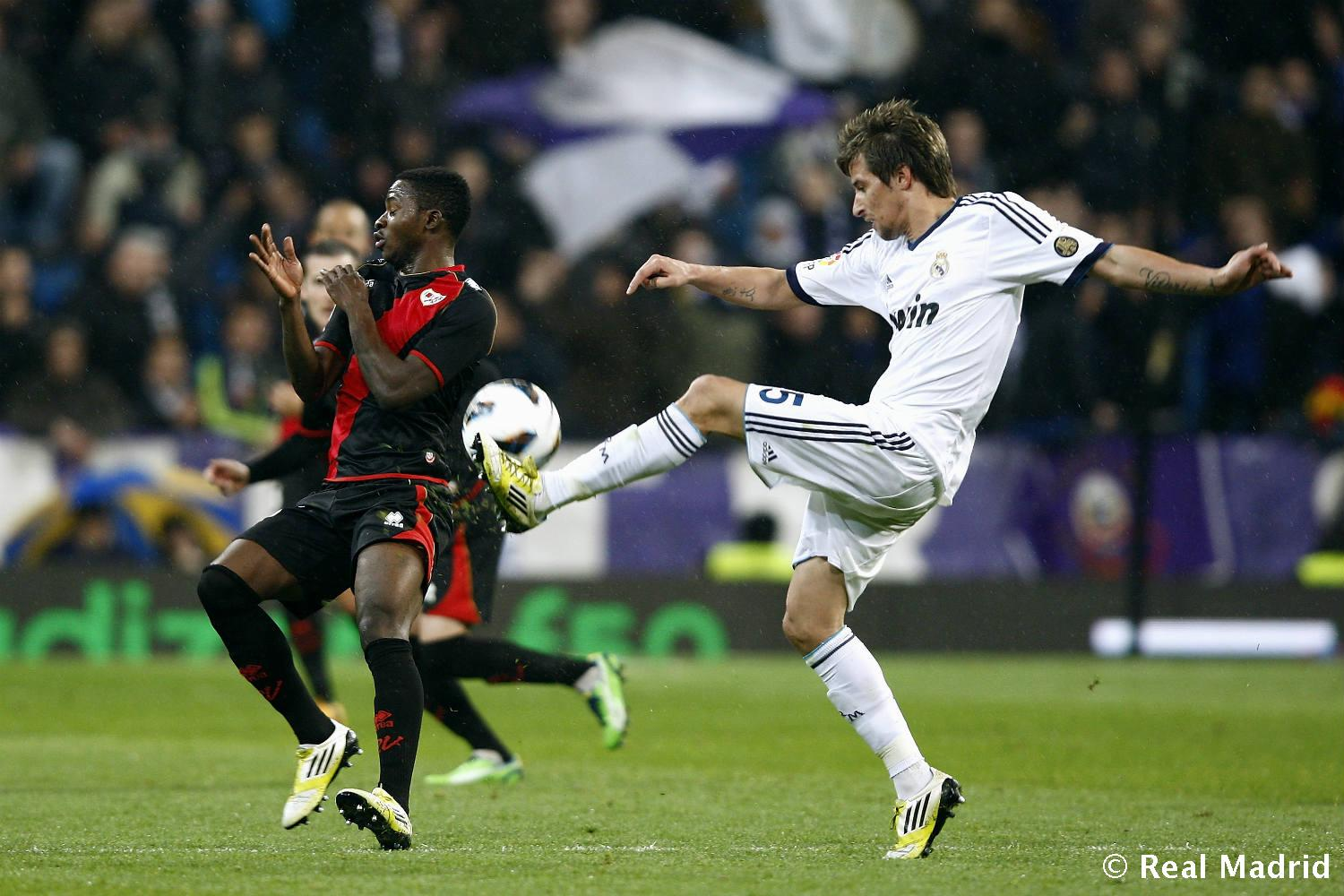 Real Madrid - Coentrão - 27-01-2014