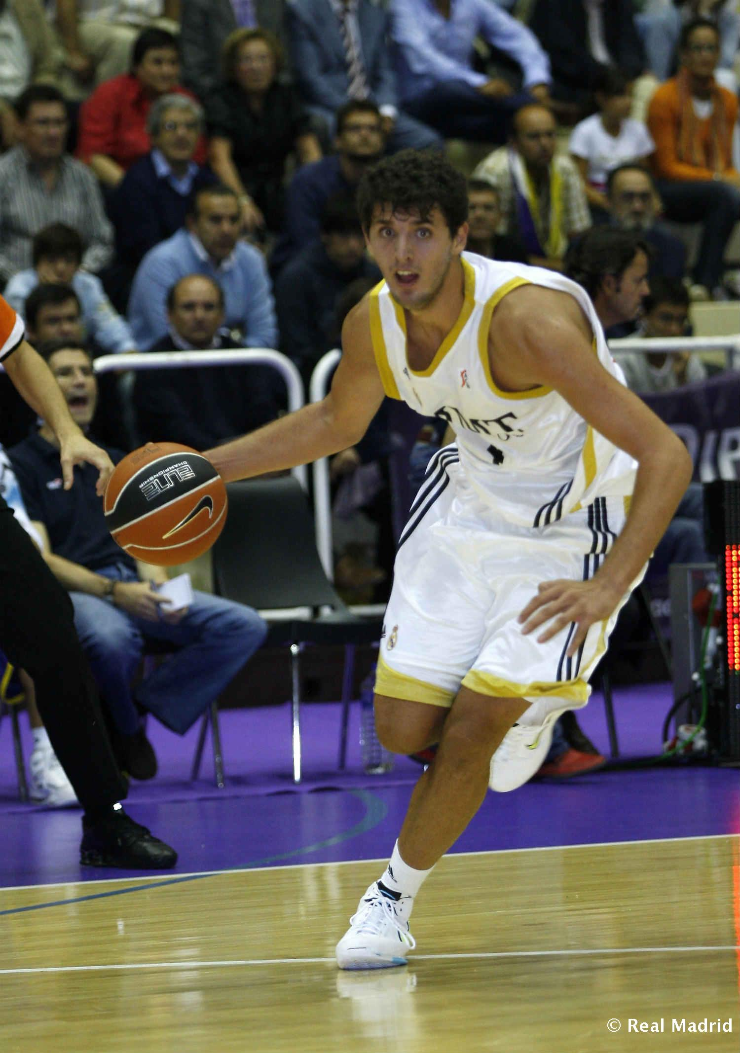 Real Madrid - Mirotic - 27-01-2014