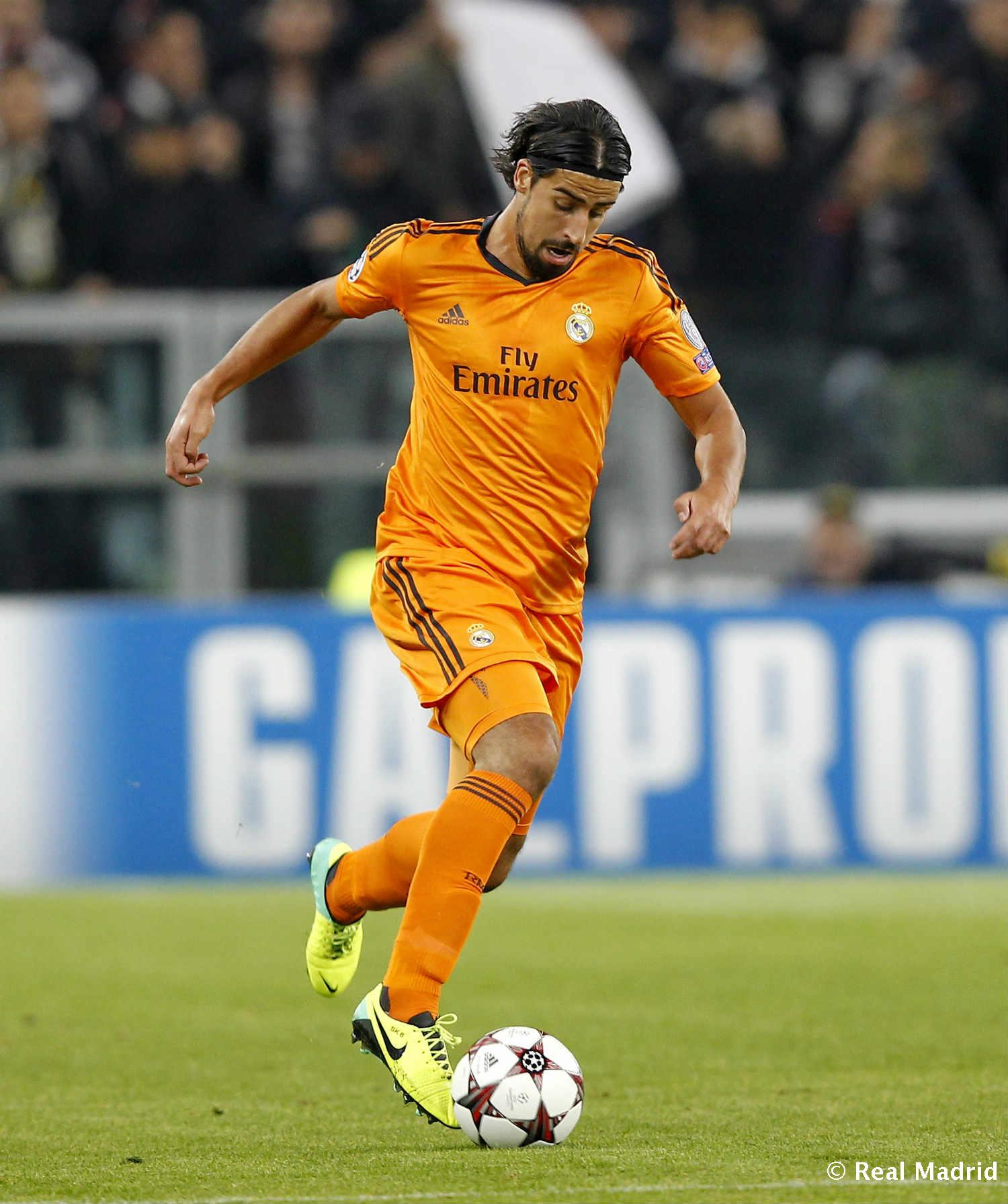 Real Madrid - Khedira - 27-01-2014
