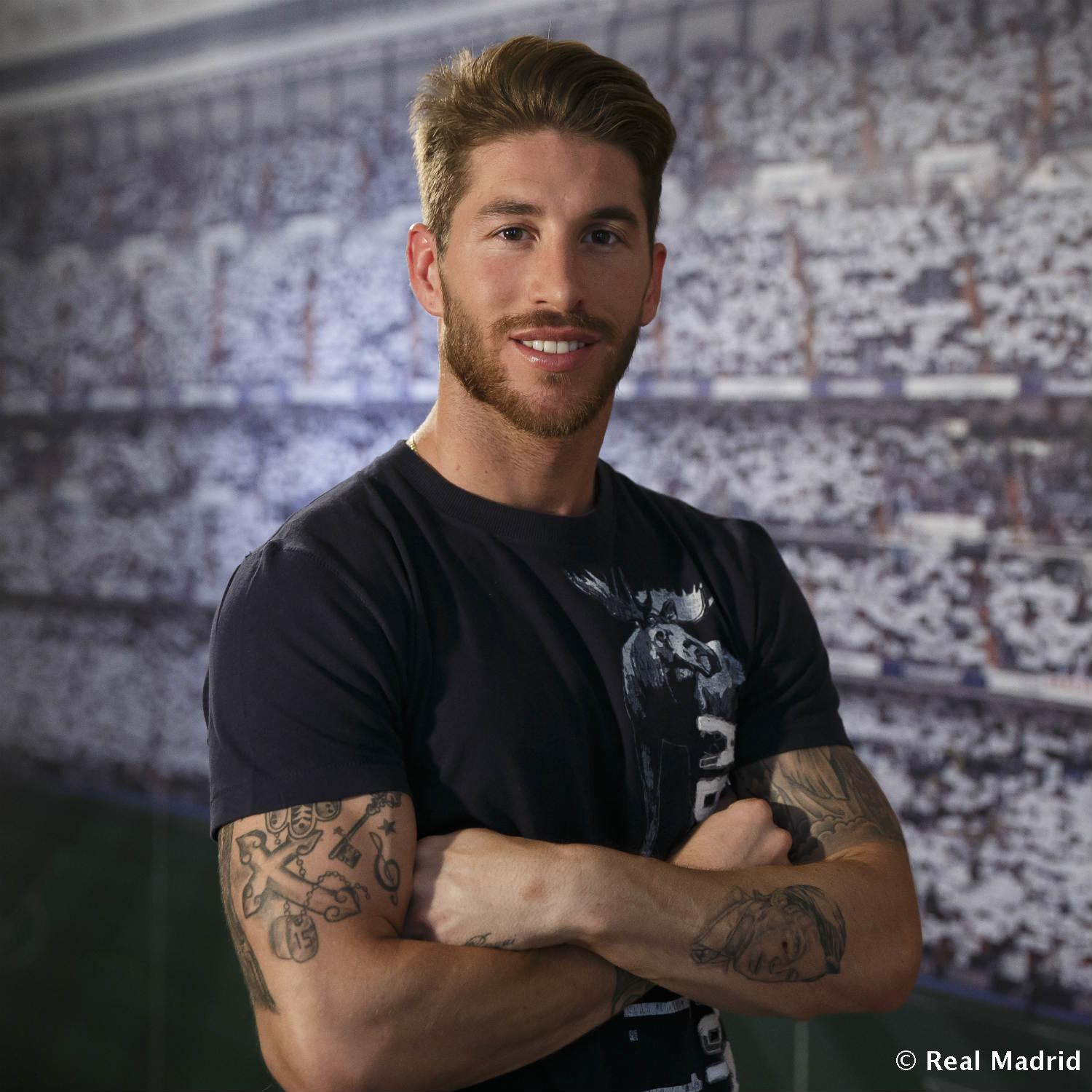 Real Madrid - Sergio Ramos - 27-01-2014