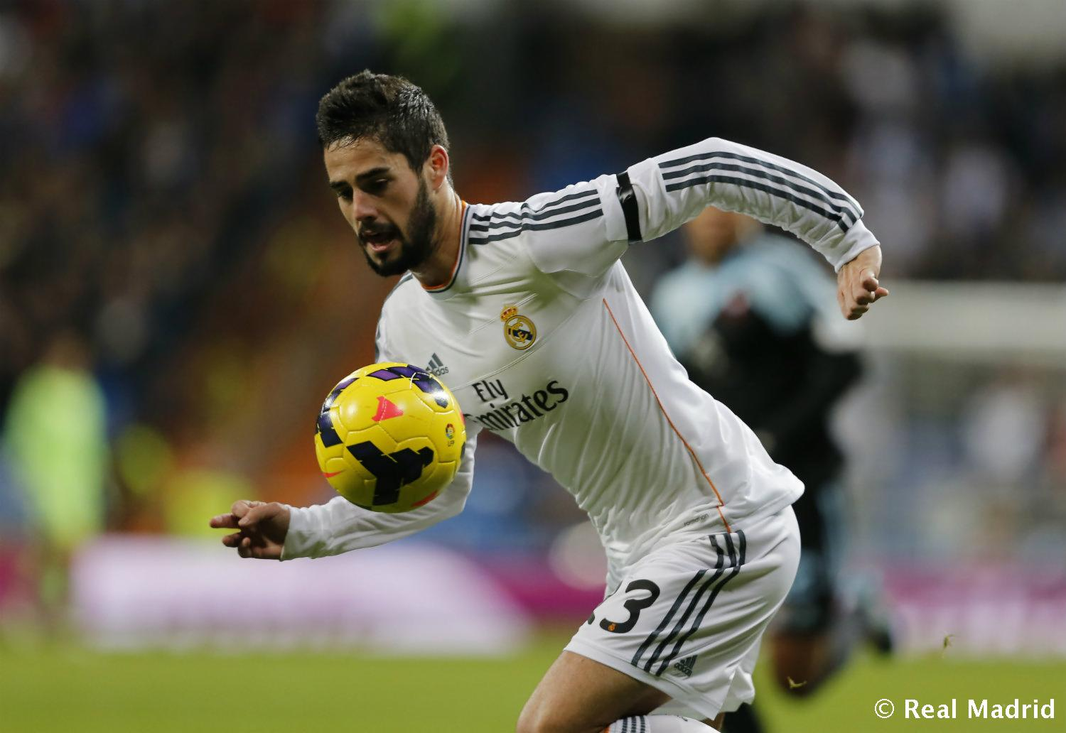 Real Madrid - Isco - 27-01-2014