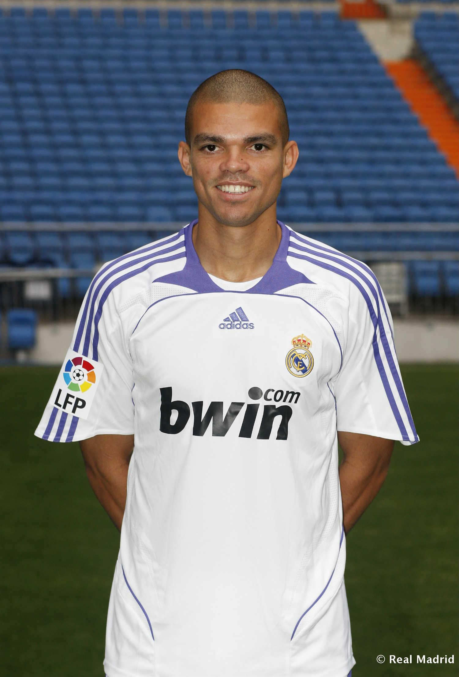 Real Madrid - Pepe - 28-01-2014