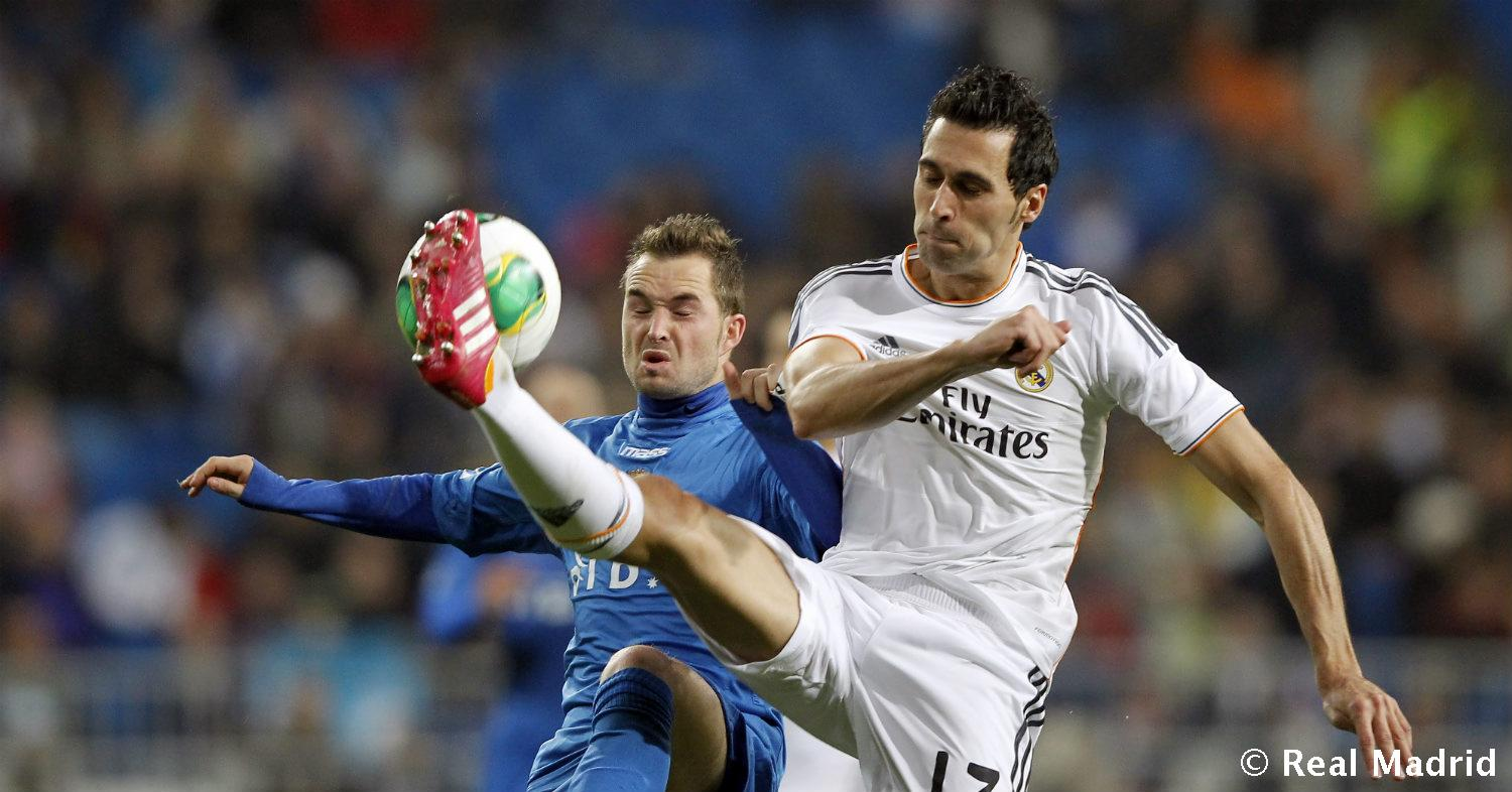 Real Madrid - Arbeloa - 27-01-2014