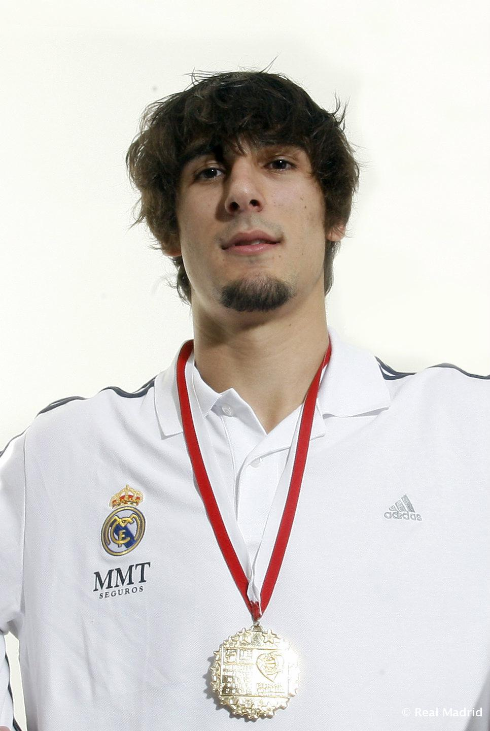 Real Madrid - Dani Díez - 18-02-2014