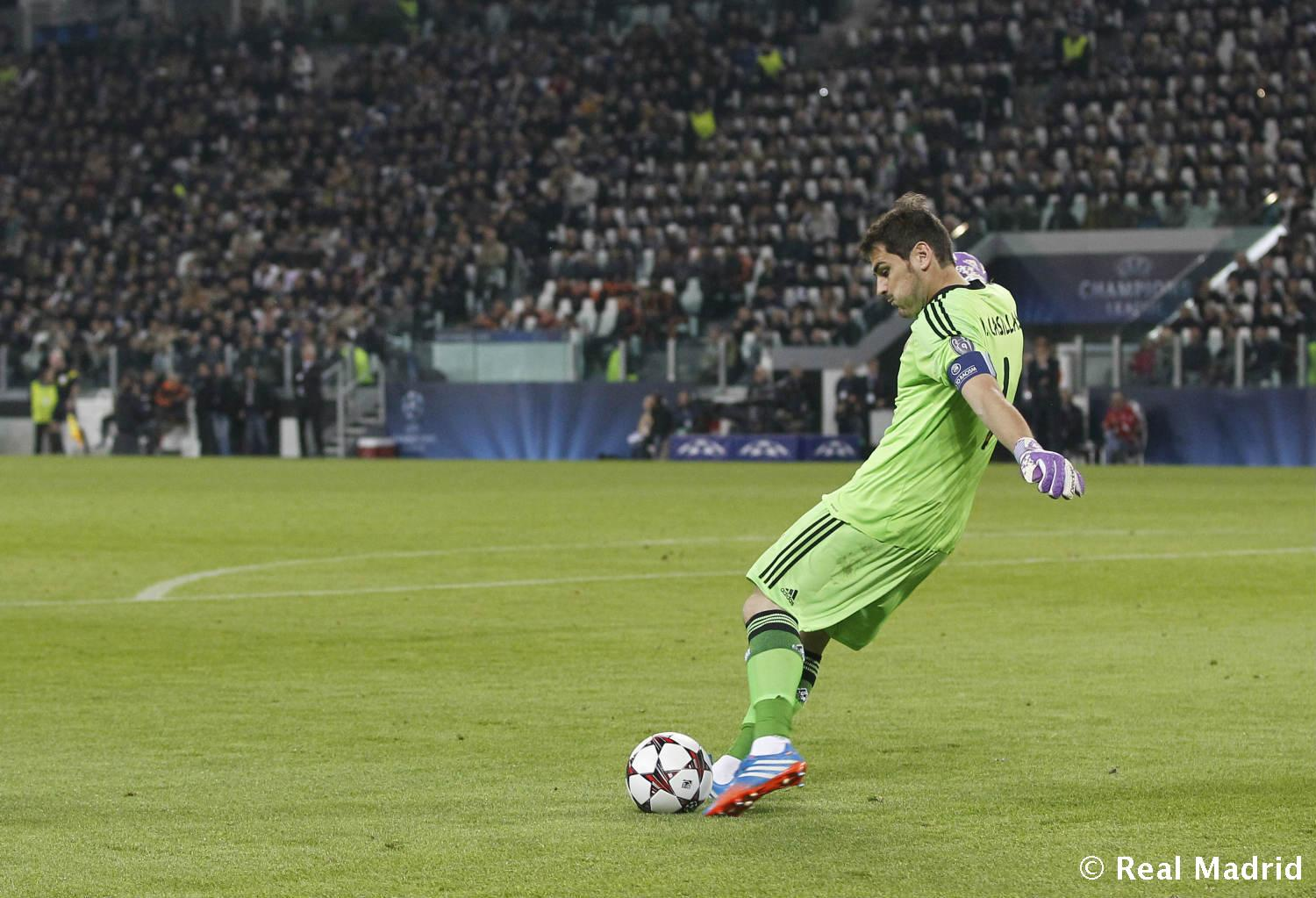 Real Madrid - Iker Casillas - 19-02-2014