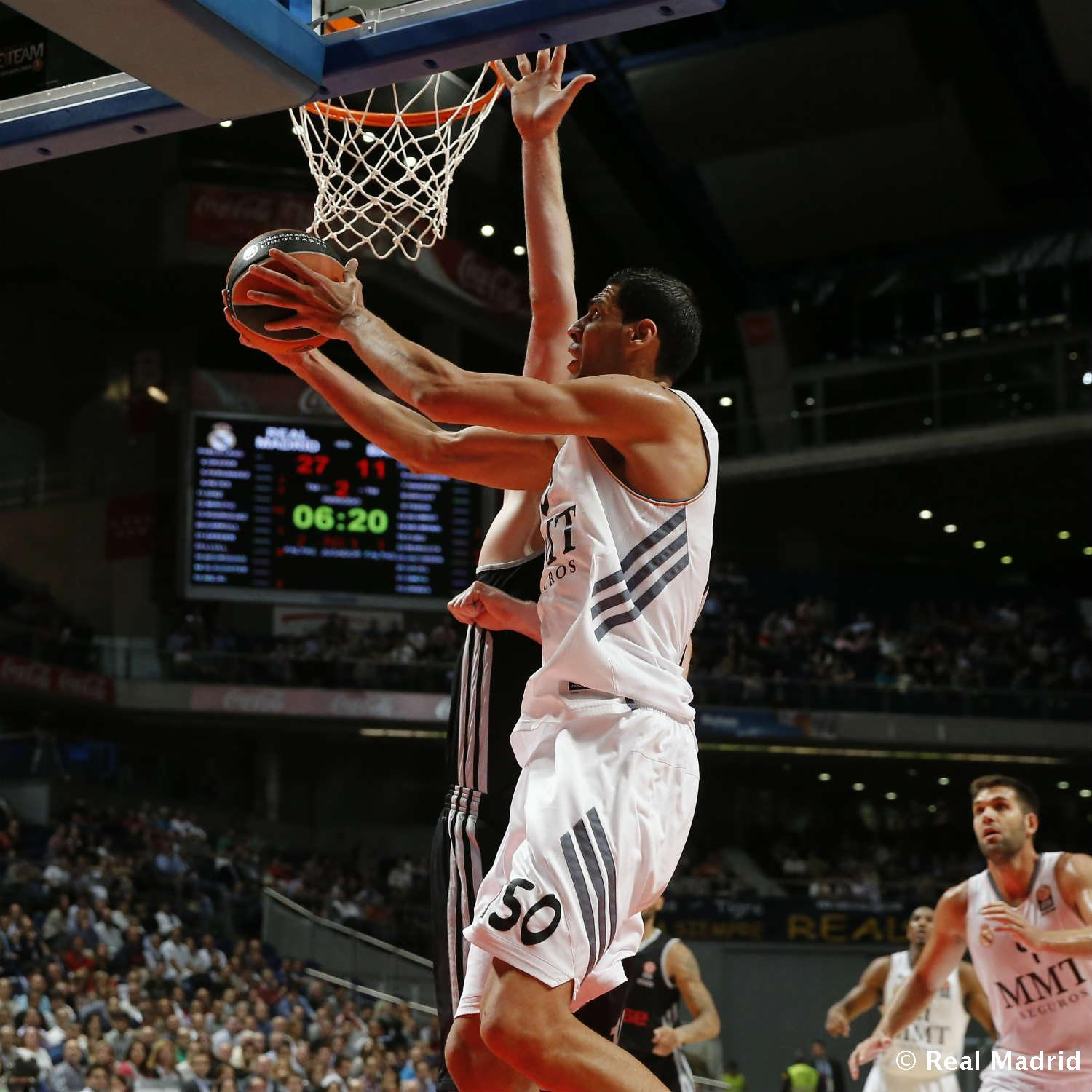 Real Madrid - Mejri - 19-02-2014