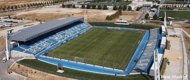 Estádio Alfredo Di Stefano | Real Madrid CF