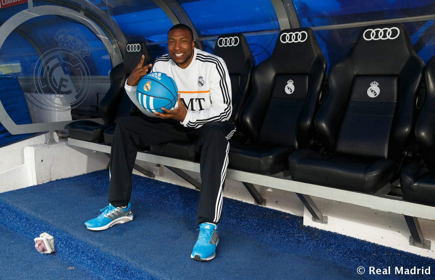 Real Madrid - Marcus Slaughter - 03-03-2014