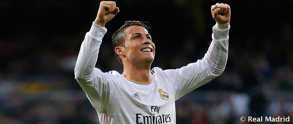 Direct Tv Satellite >> Cristiano Ronaldo, 7 buts contre Valence | Real Madrid CF