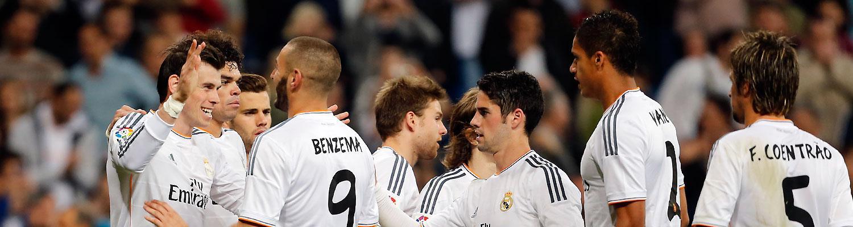 Real Madrid 4-0 Almeria : Festival de buts à quatre jours de la finale de la Coupe