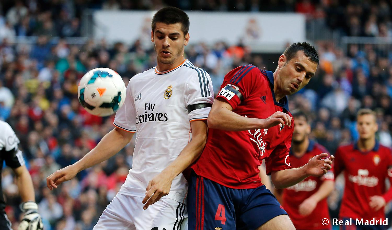 Real Madrid - Real Madrid - Osasuna - 26-04-2014