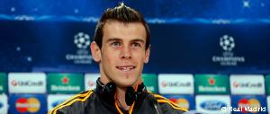 Bayern Munich-Real Madrid: Bale pre-match post conference