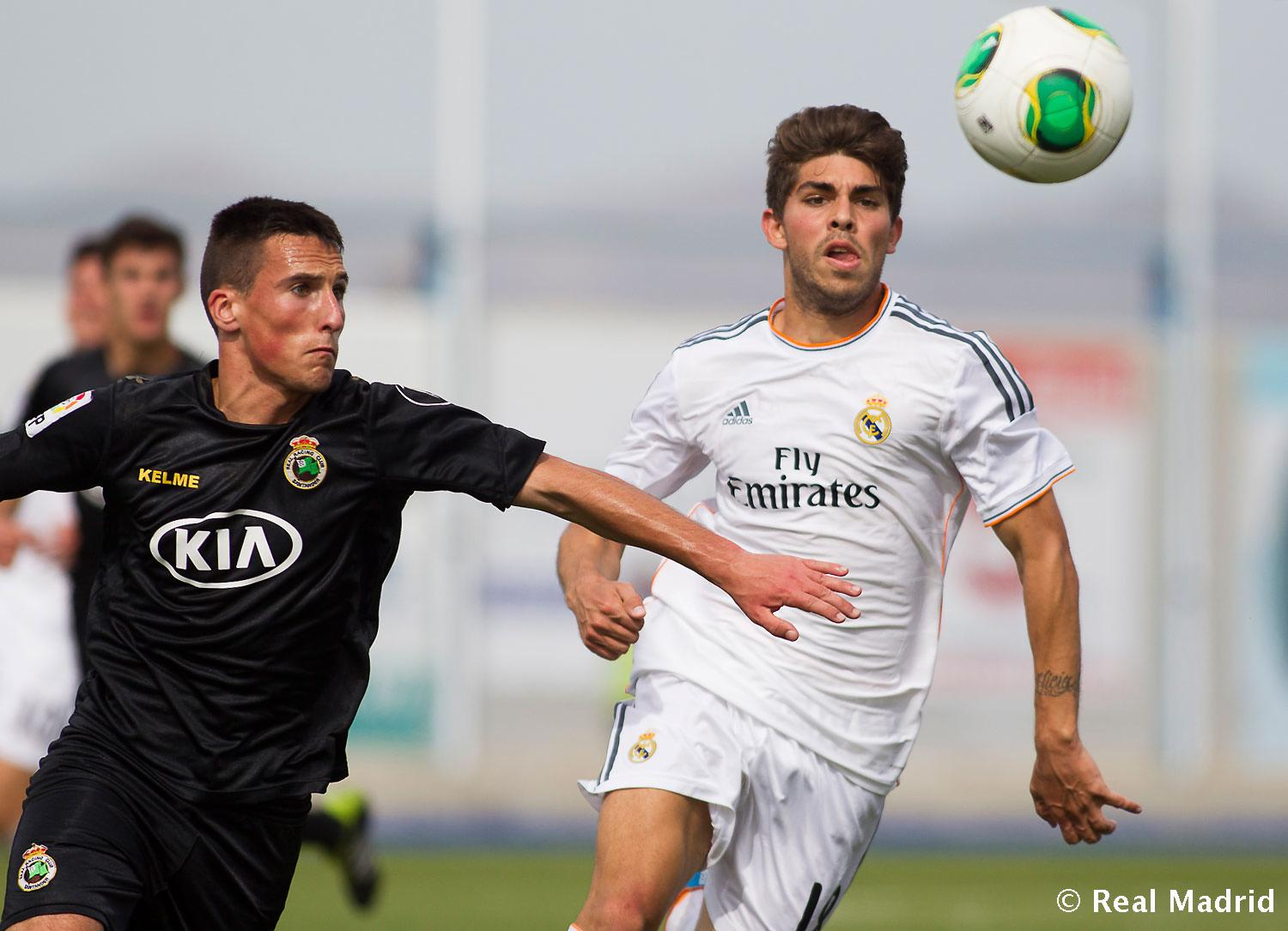 Real Madrid - Juvenil A - Racing de Santander - 07-05-2014