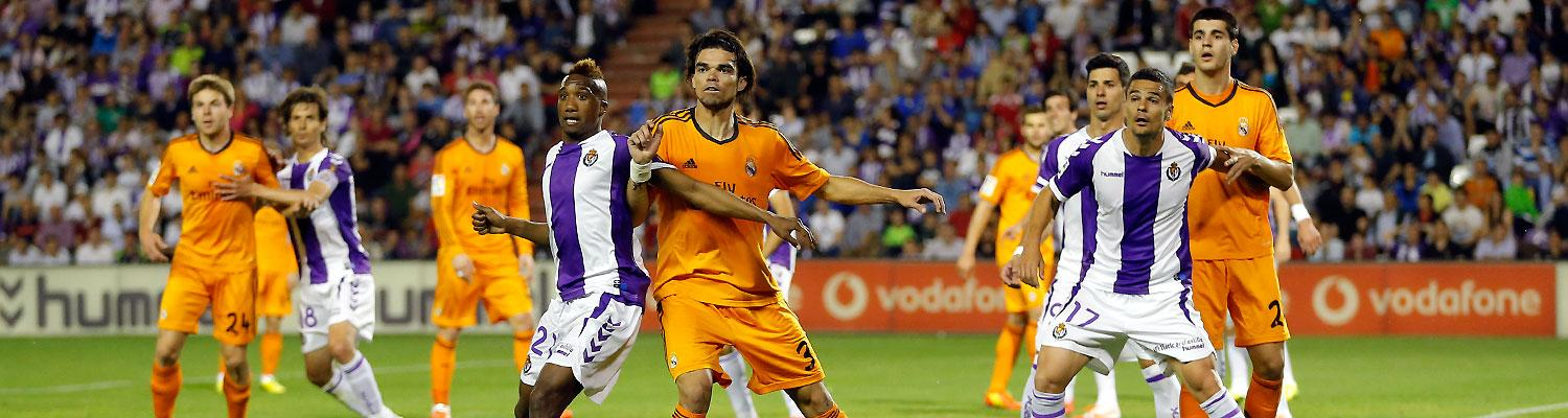 Valladolid - Real Madrid