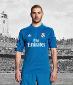 PURCHASE THE REAL MADRID SHIRT