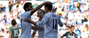 3-1: Real Madrid finish the League campaign with a victory