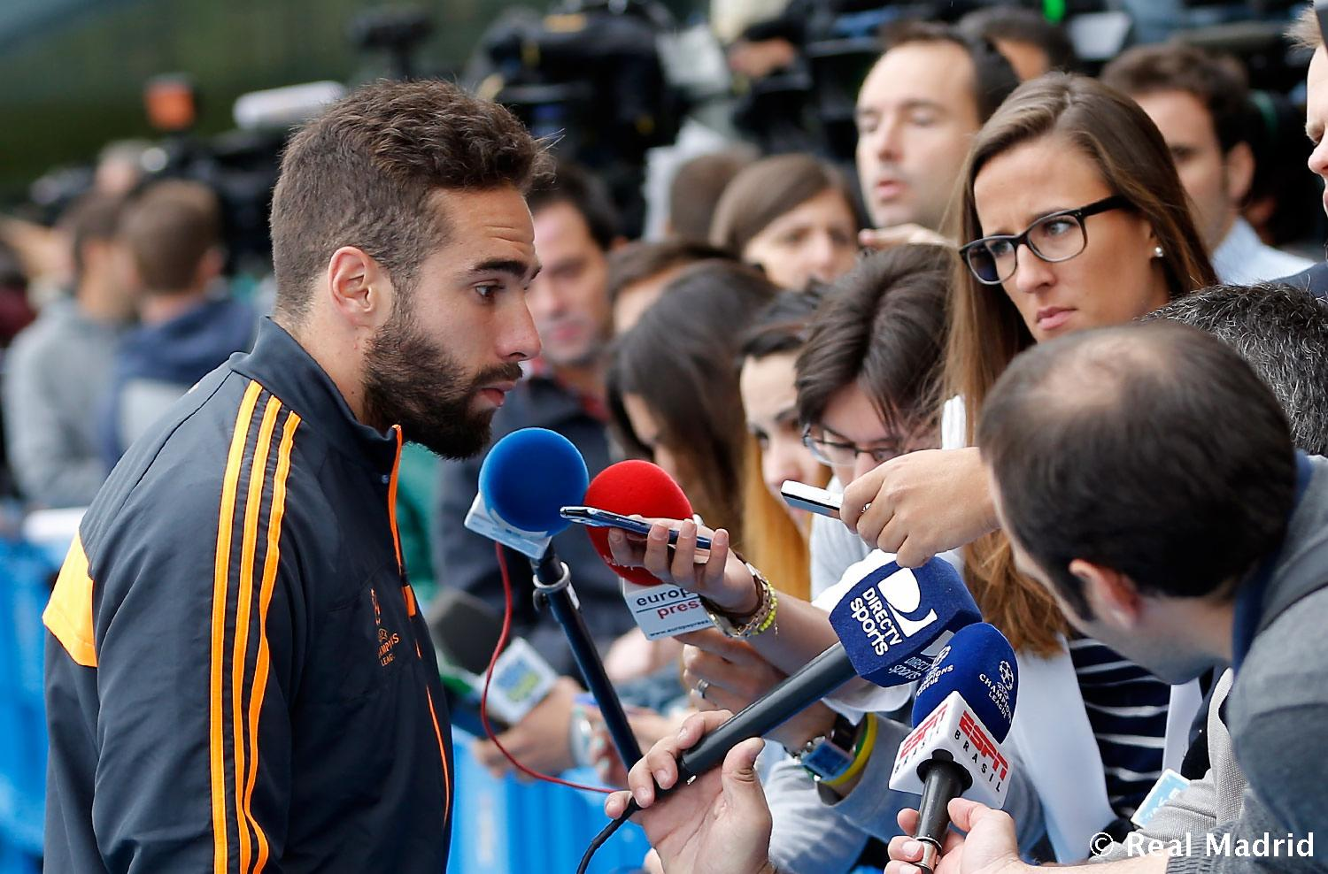 Real Madrid - Open Media Day - 20-05-2014