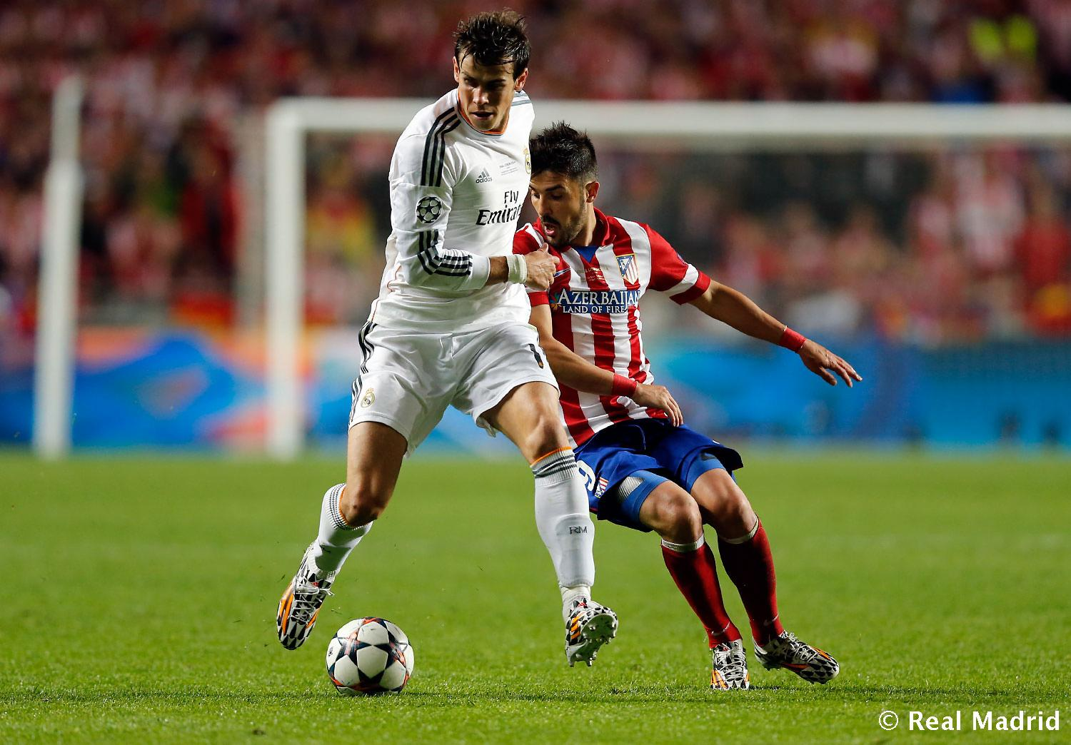 Real Madrid - Real Madrid - Atletico de Madrid - 24-05-2014