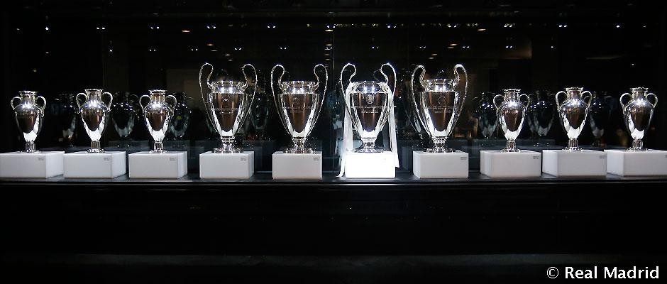 Museo Real Madrid.Enjoy The Bernabeu Tour During Holy Week Real Madrid Cf