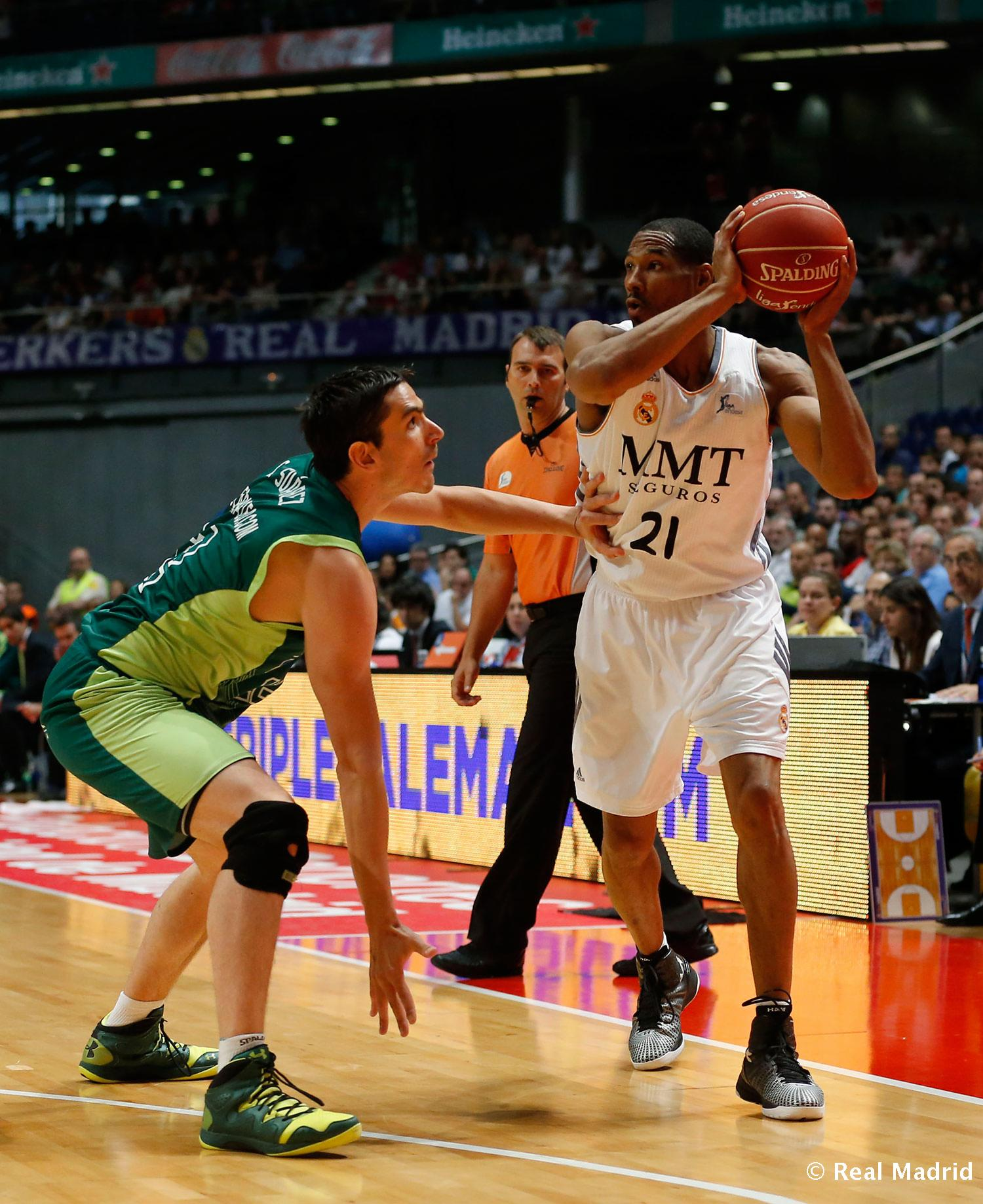 Real Madrid - Real Madrid - Unicaja - 06-06-2014