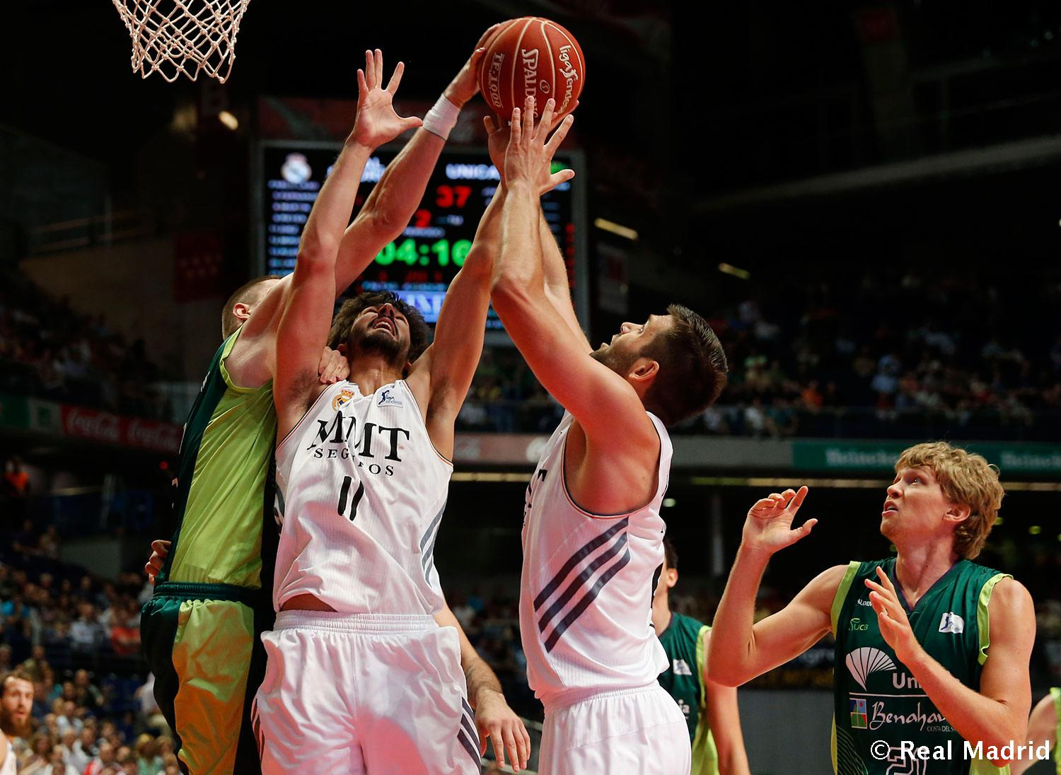 Real Madrid - Real Madrid - Unicaja - 07-06-2014