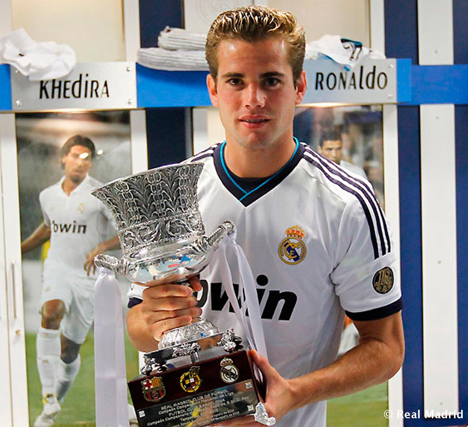 Real Madrid - Nacho - 03-07-2014