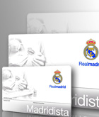 Official supporter card