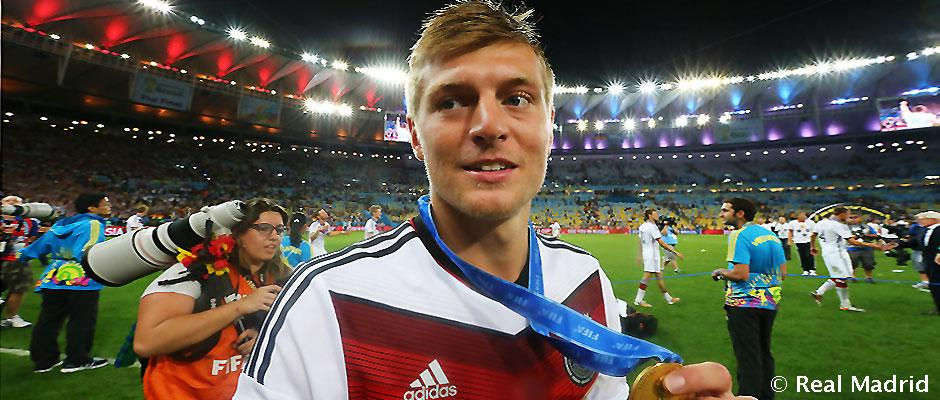 hot sale online 20565 edc02 Toni Kroos. Real Madrid's new signing | Real Madrid CF
