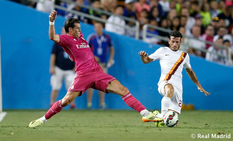 ورزش 11 - دیدار رئال مادرید و رم