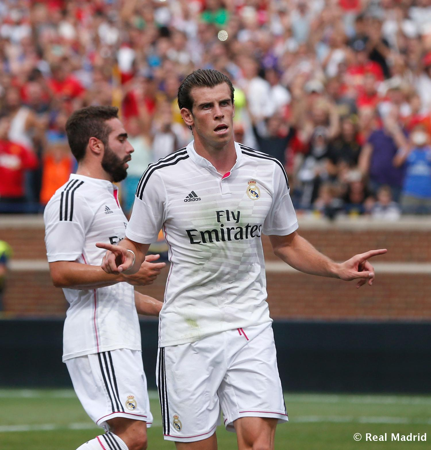 Real Madrid - Manchester United - Real Madrid - 02-08-2014
