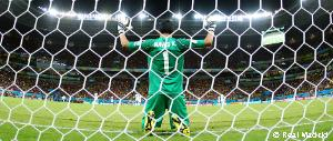 This is how Keylor Navas plays