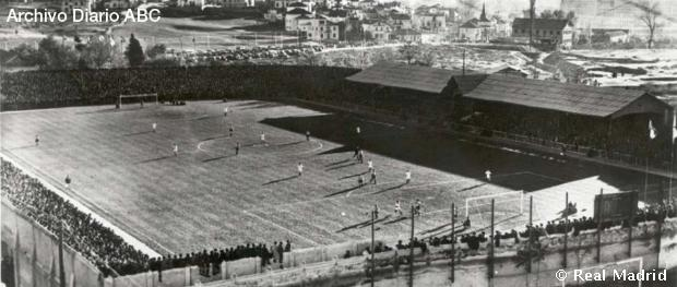 Chamart 237 N Stadium Real Madrid Cf